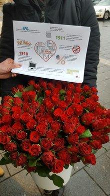 Aktion Jugend am 8. März 2017 in Gladbedk