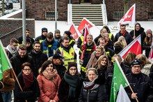Tarifrunde ÖD der Länder 2019 Auftakt Recklinghausen
