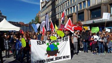 Klimastreik 20.09.2019 in Gelsenkirchen