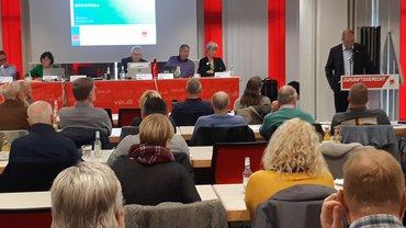 Beamtenpolitische Konferenz 2019 des ver.di Landesfachbereichs 9 NRW