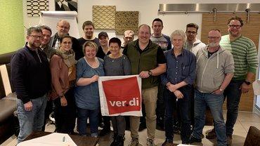 ver.di Betriebsgruppe Stadt Dorsten