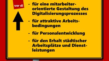 Personalratswahlen Stadt Bochum 2021