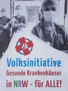 Volksinititative Gesunde Krankenhäuser NRW